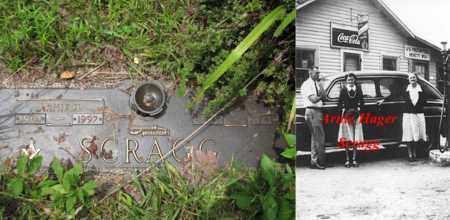 SCRAGG, ARNIE - Boone County, West Virginia | ARNIE SCRAGG - West Virginia Gravestone Photos
