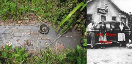 HAGER SCRAGG, ARNIE - Boone County, West Virginia | ARNIE HAGER SCRAGG - West Virginia Gravestone Photos