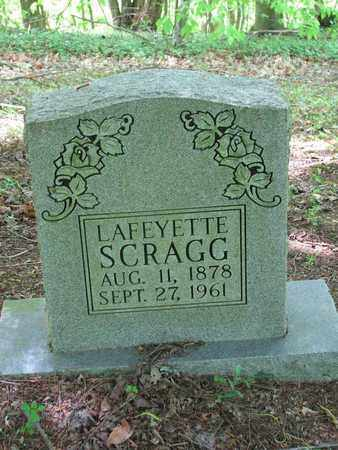 SCRAGG, LAFEYETTE - Boone County, West Virginia | LAFEYETTE SCRAGG - West Virginia Gravestone Photos
