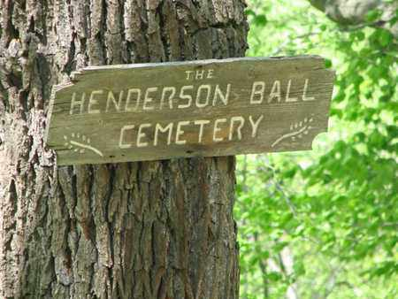 """BALL SPENCER, ARCHA """"ARCHIE"""" - Boone County, West Virginia 