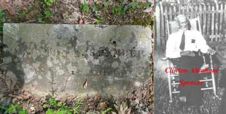 SPENCER, CLINTON ABRAHAM - Boone County, West Virginia   CLINTON ABRAHAM SPENCER - West Virginia Gravestone Photos