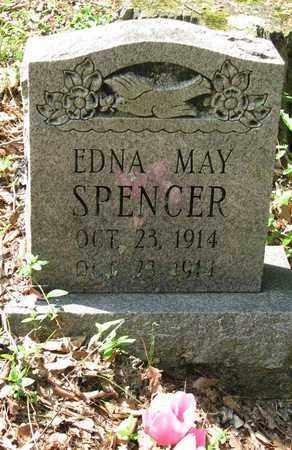 SPENCER, EDNA MAE - Boone County, West Virginia   EDNA MAE SPENCER - West Virginia Gravestone Photos