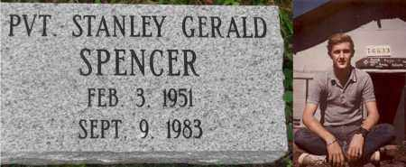 SPENCER (PVT. ARMY VIET NAM), STANLEY GERALD - Boone County, West Virginia | STANLEY GERALD SPENCER (PVT. ARMY VIET NAM) - West Virginia Gravestone Photos