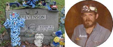 STEVENSON, RANDY - Boone County, West Virginia | RANDY STEVENSON - West Virginia Gravestone Photos