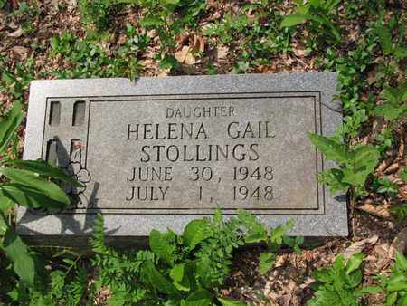 STOLLINGS, HELENA GAIL - Boone County, West Virginia | HELENA GAIL STOLLINGS - West Virginia Gravestone Photos