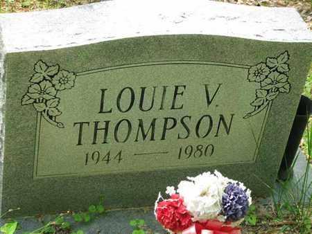 THOMPSON, LOUIE V - Boone County, West Virginia | LOUIE V THOMPSON - West Virginia Gravestone Photos