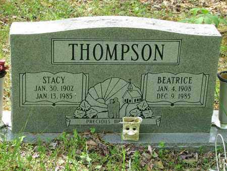 THOMPSON, STACY - Boone County, West Virginia | STACY THOMPSON - West Virginia Gravestone Photos