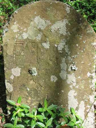 UNREADABLE, E T - Boone County, West Virginia | E T UNREADABLE - West Virginia Gravestone Photos