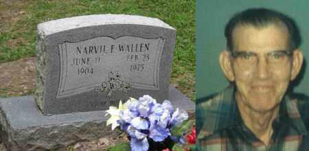 WALLEN, NARVIL EARL - Boone County, West Virginia | NARVIL EARL WALLEN - West Virginia Gravestone Photos
