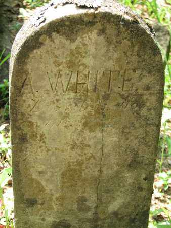 WHITE, ANGELINA OMA - Boone County, West Virginia | ANGELINA OMA WHITE - West Virginia Gravestone Photos
