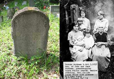"CRADDOCK WHITE, SUSAN ANN ""SUSIE"" - Boone County, West Virginia | SUSAN ANN ""SUSIE"" CRADDOCK WHITE - West Virginia Gravestone Photos"