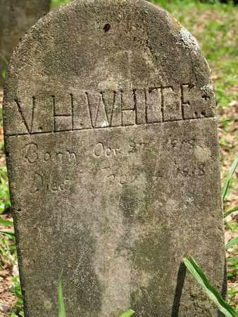WHITE, VIRGIL HOWARD - Boone County, West Virginia | VIRGIL HOWARD WHITE - West Virginia Gravestone Photos