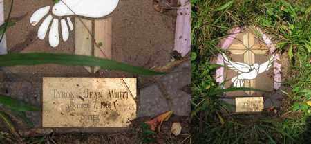 WHITT, TYRONA JEAN - Boone County, West Virginia | TYRONA JEAN WHITT - West Virginia Gravestone Photos