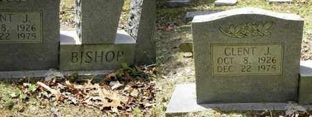 BISHOP, CLENT J - Clay County, West Virginia | CLENT J BISHOP - West Virginia Gravestone Photos