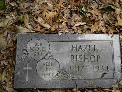 BISHOP, HAZEL - Clay County, West Virginia | HAZEL BISHOP - West Virginia Gravestone Photos