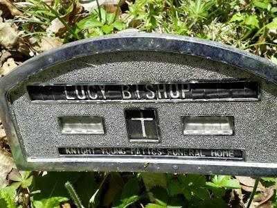 BISHOP, LUCY - Clay County, West Virginia | LUCY BISHOP - West Virginia Gravestone Photos