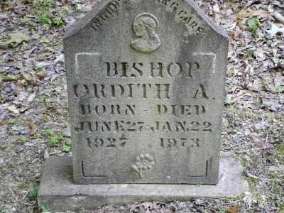 BISHOP, ORDITH A - Clay County, West Virginia | ORDITH A BISHOP - West Virginia Gravestone Photos