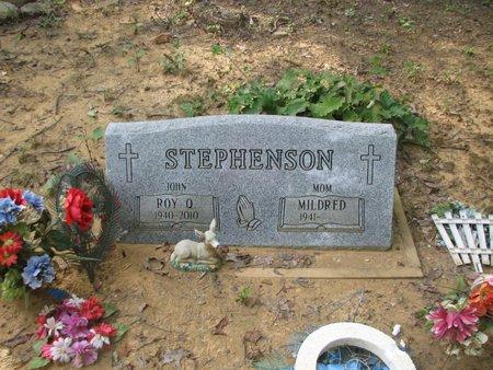 "STEPHENSON  SR, ROY QUENTIN ""JOHN"" - Clay County, West Virginia | ROY QUENTIN ""JOHN"" STEPHENSON  SR - West Virginia Gravestone Photos"