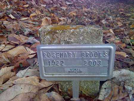 BROOKS, ROSEMARY - Fayette County, West Virginia | ROSEMARY BROOKS - West Virginia Gravestone Photos