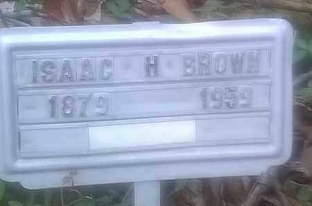 BROWN, ISAAC - Fayette County, West Virginia | ISAAC BROWN - West Virginia Gravestone Photos