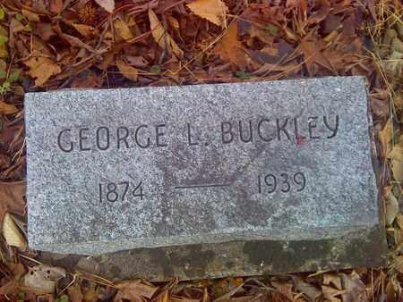 BUCKLEY, GEORGE - Fayette County, West Virginia | GEORGE BUCKLEY - West Virginia Gravestone Photos