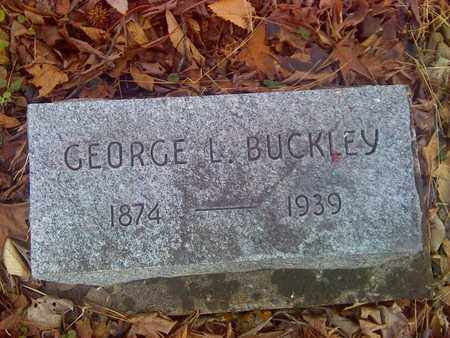 BUCKLEY, GEORGE - Fayette County, West Virginia | GEORGE BUCKLEY - West Virginia Gravestone Photos
