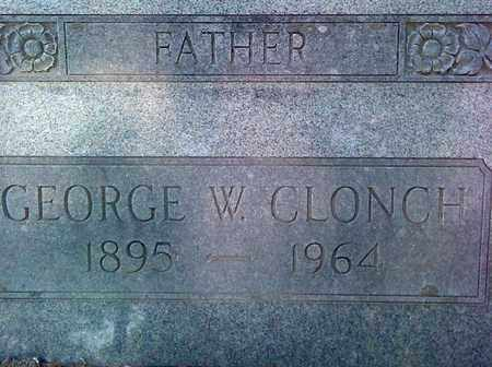 CLONCH, GERGE - Fayette County, West Virginia | GERGE CLONCH - West Virginia Gravestone Photos