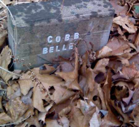 COBB, BELLE - Fayette County, West Virginia | BELLE COBB - West Virginia Gravestone Photos