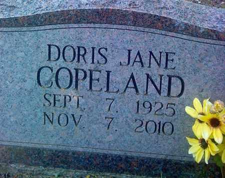 COPELAND, DORIS - Fayette County, West Virginia   DORIS COPELAND - West Virginia Gravestone Photos