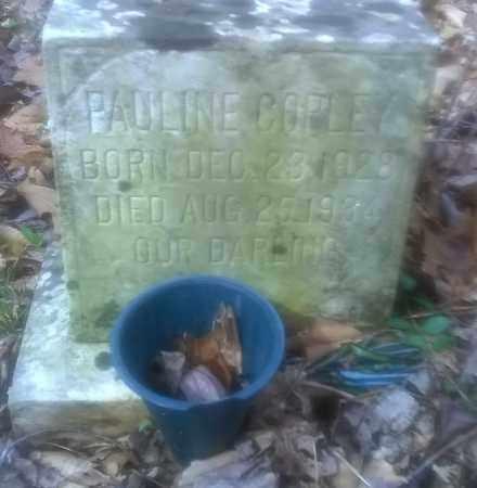 COPLEY, PAULINE - Fayette County, West Virginia | PAULINE COPLEY - West Virginia Gravestone Photos