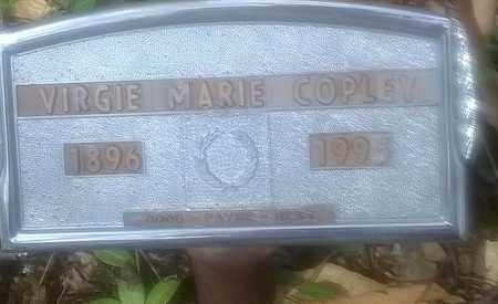 COPLEY, VIRGIE - Fayette County, West Virginia | VIRGIE COPLEY - West Virginia Gravestone Photos