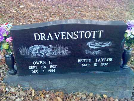 DRAVENSTOTT, OWEN - Fayette County, West Virginia | OWEN DRAVENSTOTT - West Virginia Gravestone Photos