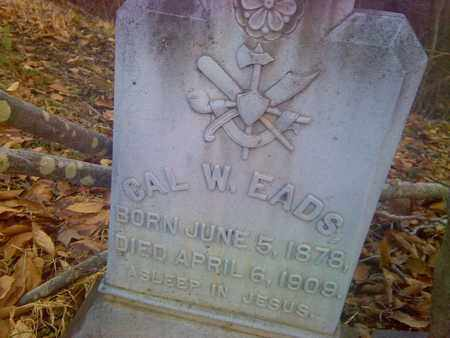 EADS, CAL - Fayette County, West Virginia | CAL EADS - West Virginia Gravestone Photos