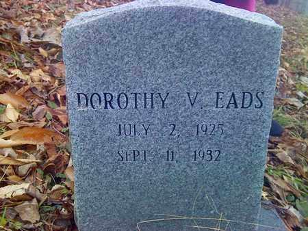 EADS, DOROTHY - Fayette County, West Virginia | DOROTHY EADS - West Virginia Gravestone Photos