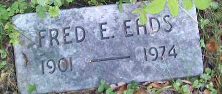 EADS, FRED - Fayette County, West Virginia | FRED EADS - West Virginia Gravestone Photos