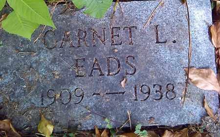 EADS, GARNET - Fayette County, West Virginia   GARNET EADS - West Virginia Gravestone Photos