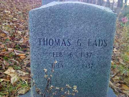 EADS, THOMAS - Fayette County, West Virginia   THOMAS EADS - West Virginia Gravestone Photos
