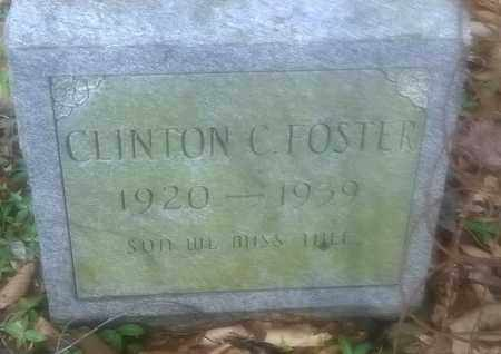 FOSTER, CLINTON - Fayette County, West Virginia | CLINTON FOSTER - West Virginia Gravestone Photos
