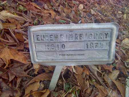 GRAY, ELLENE - Fayette County, West Virginia | ELLENE GRAY - West Virginia Gravestone Photos
