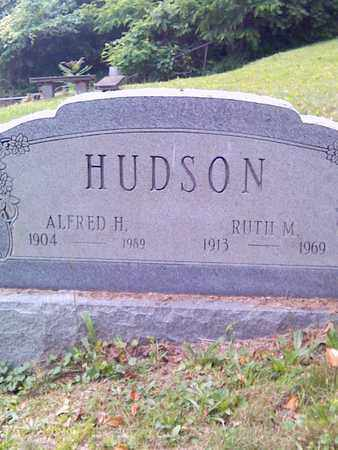 HUDSON H, ALFRED - Fayette County, West Virginia | ALFRED HUDSON H - West Virginia Gravestone Photos