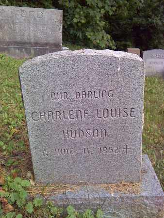 HUDSON, CHARLENE - Fayette County, West Virginia | CHARLENE HUDSON - West Virginia Gravestone Photos