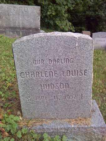 HUDSON, CHARLENE - Fayette County, West Virginia | CHARLENE HUDSON - West Virginia Gravestone Photos
