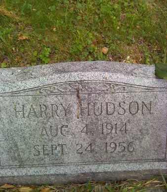 HUDSON, HARRY - Fayette County, West Virginia | HARRY HUDSON - West Virginia Gravestone Photos