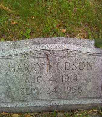 HUDSON, HARRY - Fayette County, West Virginia | HARRY HUDSON - West Virginia Gravestone Photos