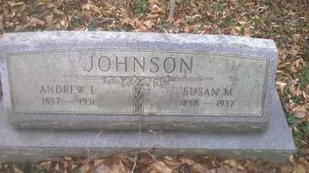 JOHNSON, ANDREW - Fayette County, West Virginia | ANDREW JOHNSON - West Virginia Gravestone Photos