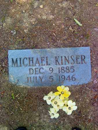 KINSER, MICHEAL - Fayette County, West Virginia | MICHEAL KINSER - West Virginia Gravestone Photos