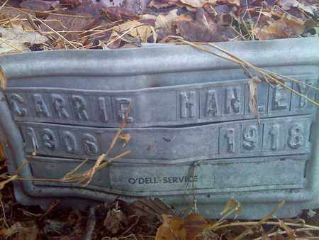MANLEY, CARRIE - Fayette County, West Virginia | CARRIE MANLEY - West Virginia Gravestone Photos