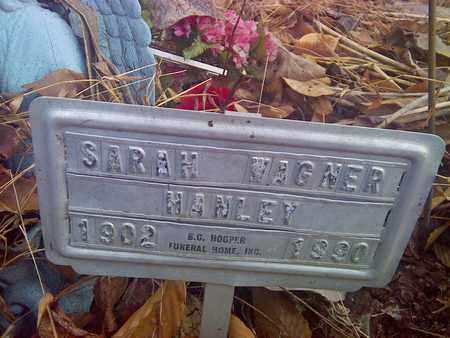 MANLEY, SARAH FRANCES - Fayette County, West Virginia | SARAH FRANCES MANLEY - West Virginia Gravestone Photos