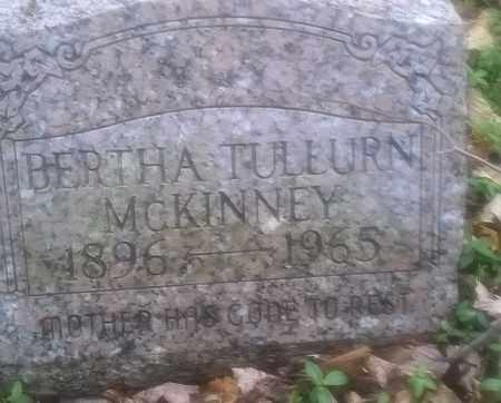 MCKINNEY, BERTHA - Fayette County, West Virginia | BERTHA MCKINNEY - West Virginia Gravestone Photos