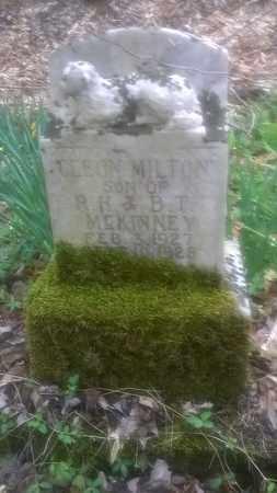 MCKINNEY, CLEON - Fayette County, West Virginia | CLEON MCKINNEY - West Virginia Gravestone Photos